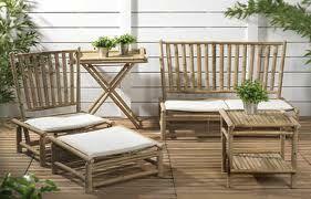 salon bambou