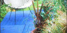 rénover la terrasse