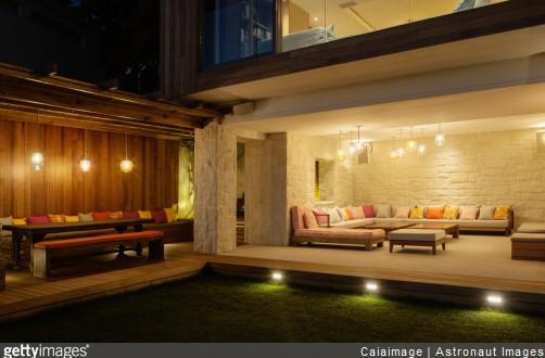 Choisir les luminaires ext rieurs pour la terrasse for Luminaire exterieur terrasse