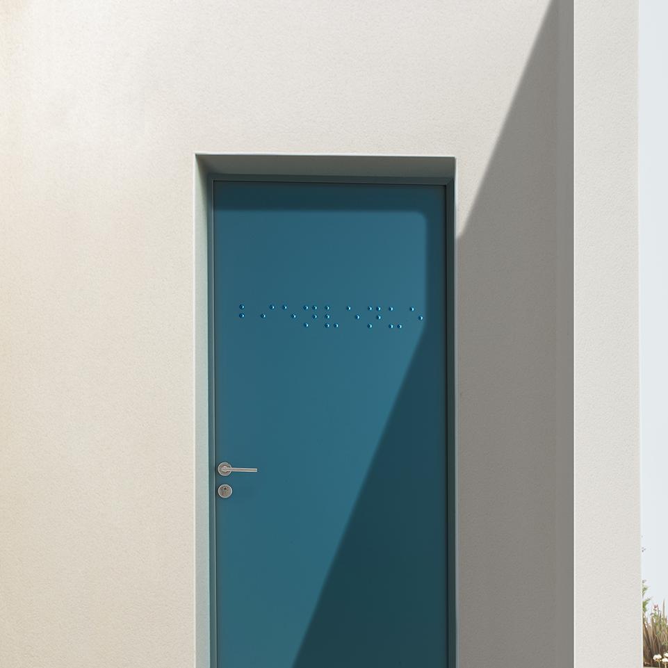 10 portes d 39 entr e pour oser l 39 originalit mobilier - Isolant pour porte d entree ...