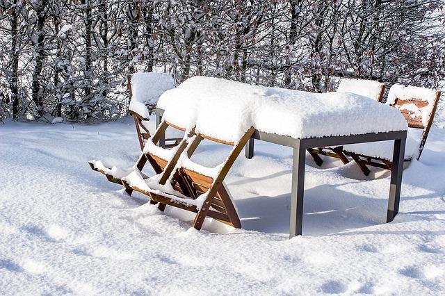 bien pr parer le mobilier ext rieur l 39 arriv e de l 39 hiver. Black Bedroom Furniture Sets. Home Design Ideas